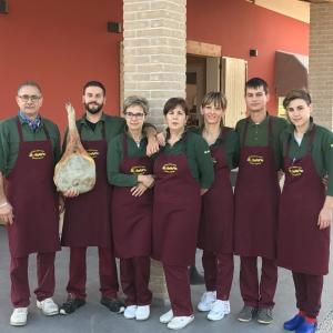 Lo staff
